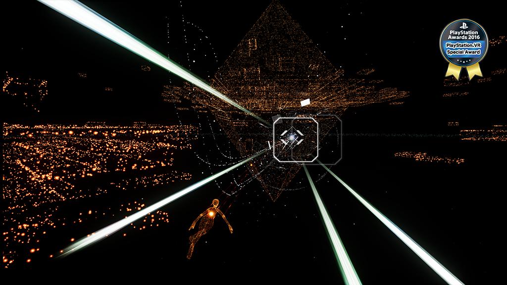 Rez Infinite が PlayStation Awards で PS VR 特別賞を受賞