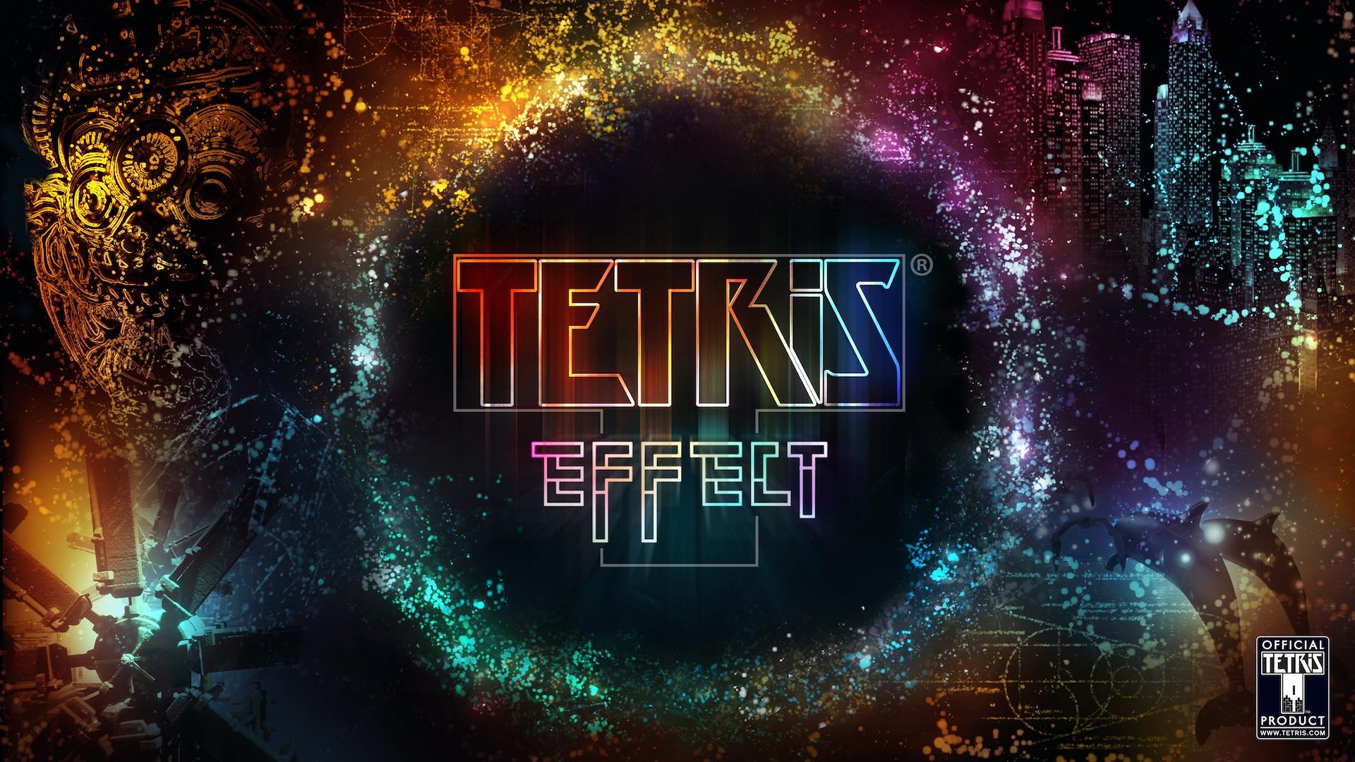 一度プレイしたら、忘れられない体験へ。「TETRIS® EFFECT」が2018年秋にPlayStation®4に登場! (PlayStation®VRにも対応)