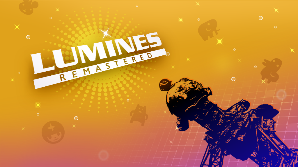 LUMINES REMASTERED Heads to Nintendo Switch™,  PlayStation®4, Xbox One and Steam