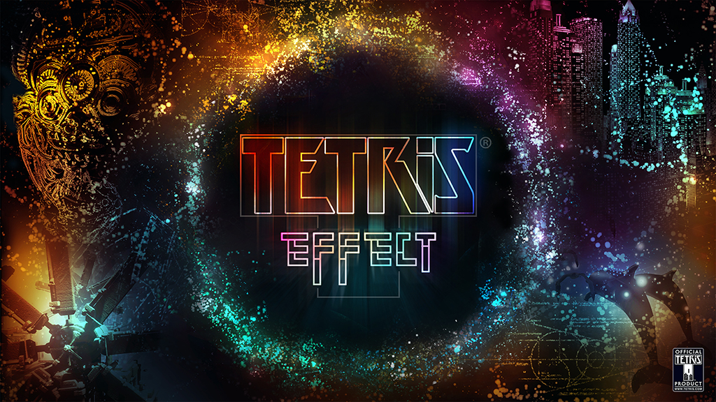 Tetris Effect Coming Fall 2018 to PlayStation®4 With Optional PlayStation®VR Support